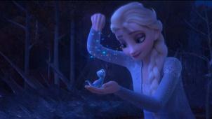 《冰雪奇缘2》发布全新预告片