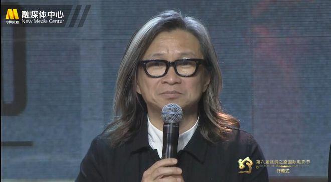 陈可辛亮相丝路电影节:在陈忠和面前不敢谈女排