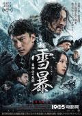 电影《雪暴》曝光日本版海报 廖凡张震怒目相视