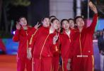 """10月15日,第六届""""丝绸之路国际电影节""""在福建福州开幕。本届电影节主题为""""光影熠福,思路扬帆"""",意在传承思路精神,展示传播文明之美,搭建电影交流交易国际平台,展现新中国成立70年来中国电影的发展成就和艺术魅力,推动""""一带一路""""电影文化交流走深走实。"""