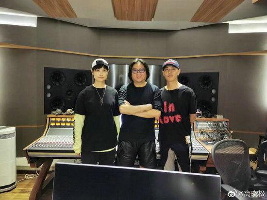高晓松质疑《双子杀手》主题曲宣传文案被盗用