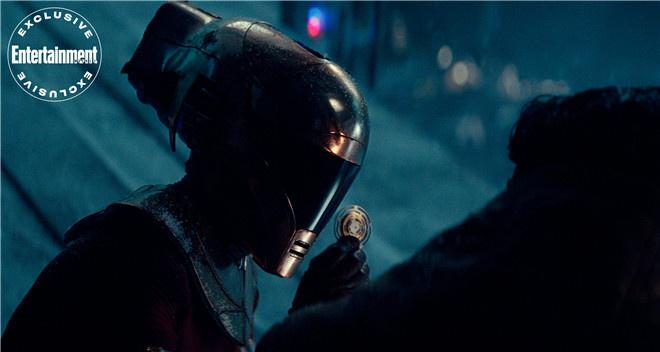 《星战9》曝光全新剧照 凯丽·拉塞尔角色成谜