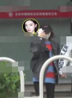 王麗坤與新男友現身民政局 疑似領證后難掩喜悅