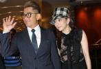 据香港媒体报道,10月16日晚,郭富城携爱妻方媛看赛马比赛。