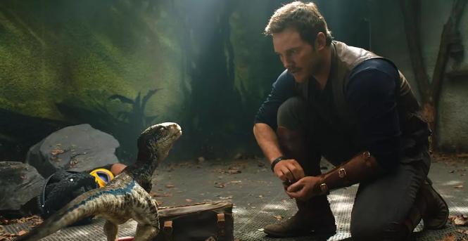 """《侏罗纪3》选角中 """"星爵""""克里斯·帕拉特回归"""