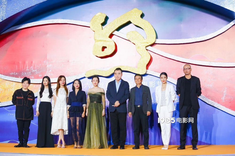 丝绸之路国际电影节闭幕式红毯 赵薇姚晨惊艳全场