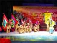 京剧电影《大闹天宫》首映 向世界传播中国好戏