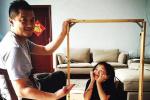 王菲女儿李嫣画画有天赋 绘画作品拍出90万高价