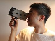 青年导演黄梓:能把电影拍出来的人 因为心中有梦想