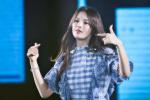 杨超越演唱会被指划水 本人致歉:是突发高烧