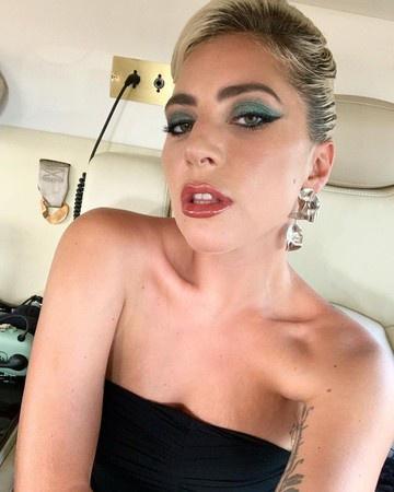 Lady Gaga合作斯科特 出演古琦之孙谋杀案