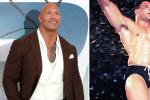"""巨石变身""""粉碎机""""强森出演UFC冠军马克·凯尔"""