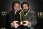 """1905电影网讯 11月3日,素有""""奥斯卡风向标""""之称的好莱坞电影奖(HFA)颁奖典礼在美国加州举行,现场可谓是群星闪耀。"""