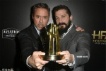 奥斯卡风向标!第23届好莱坞电影奖颁奖礼举行
