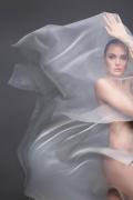 美!安吉丽娜·朱莉登封杂志 薄纱写真性感又高级