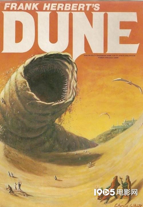 《沙丘》续集筹备工作启动 科幻巨制或形成宇宙