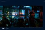"""近日,周迅与黄觉为VogueFilm拍摄了一组主题大片""""再见宝贝"""",各自有了生活的两人15年后再次相遇。"""