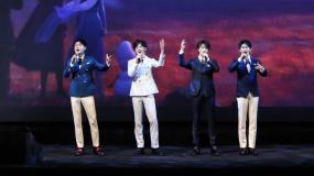 《冰雪奇缘2》中国首映礼特辑 声入人心男团惊喜亮相