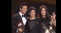 第29届中国电影金鸡奖颁奖礼 赵薇、黄晓明和恩师同框