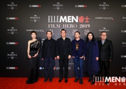 2019 ELLEMEN电影英雄盛典 台前幕后皆英雄