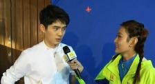 劉昊然采訪夸獎陳飛宇:最欣賞的就是他的身高!