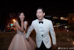 11月20日,林志玲老公AKIRA发布微博,回忆了17日在中国台湾台南举行的婚礼,并对世界各地朋友们的祝福表达感谢。沉浸在喜悦中的AKIRA还分享出了数张与林志玲的甜蜜合照。