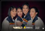 近日,《中国女排》中的四位90后演员在出席金鸡百花电影节期间拍摄了一组影人写真。