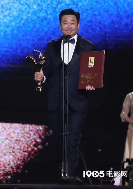 王景春咏梅获金鸡最佳男女主角 重现柏林高光时刻