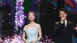 周冬雨、黄轩演唱歌曲《岁月》 王源、欧阳娜娜共同演奏