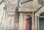 """11月29日,林志玲与老公AKIRA帮""""三代目J Soul Brothers""""拍摄的新单曲MV《凛冬天空》正式上线。此前,因为好友高以翔的意外离世,林志玲和AKIRA预计28日在台北百货公司大银幕首播的完整MV活动取消。"""