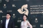 海南島國際電影節開幕 黃圣依蔣夢婕等亮相紅毯