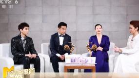 蓝羽会大咖:《地久天长》咏梅、王景春分享合作故事