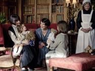 《唐顿庄园》曝正片片段 大小姐玛丽遇艰难抉择