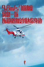 《紧急救援》释守护主题海报 解读真实海上救援