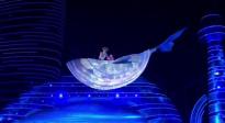 无人机表演《启航》 震撼开启海南岛电影节闭幕式