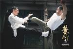 无限制格斗!《叶问4》甄子丹挑战英国动作巨星