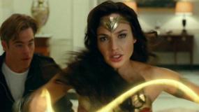 《神奇女侠2》曝全球首款预告