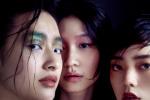 牛骏峰王森等杂志写真曝光 独特妆容表达情绪自由