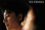12月19日,电影《只有芸知道》主演黄轩、杨采钰拍摄的一组时尚大片曝光。