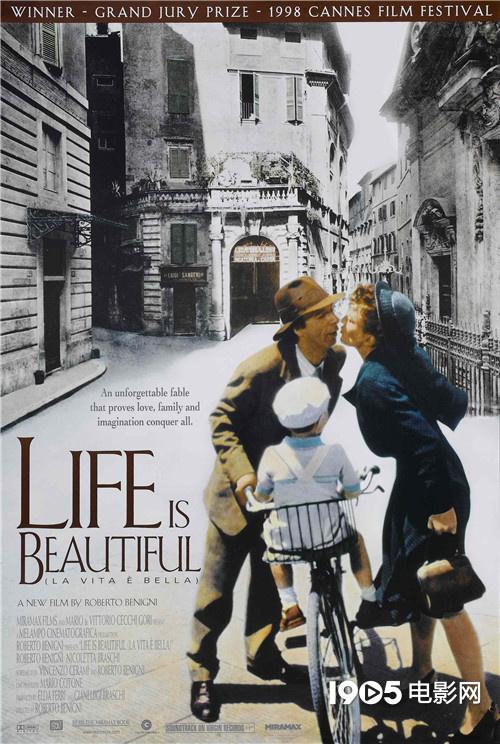 期待!电影《美丽人生》4K修复版内地有望引进