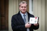 诺兰获大英帝国司令勋章 表彰其对电影的贡献