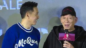 甄子丹携手吴樾为叶问系列画上句号 最想感谢的人是袁和平