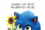低幼化!真人版《刺猬索尼克》發布日本版新海報