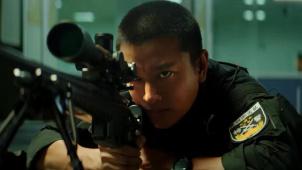 电影《特警队》展现中国特警魅力 多家片方再掀宣传物料战