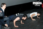 """《特警队》男性荷尔蒙爆棚 凌潇肃""""腹肌撩人"""""""