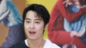 《半个喜剧》吴昱翰意外成为男主角 跟任素汐学演戏