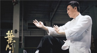 《叶问4》日票房10连冠 观众:很自豪是中国人