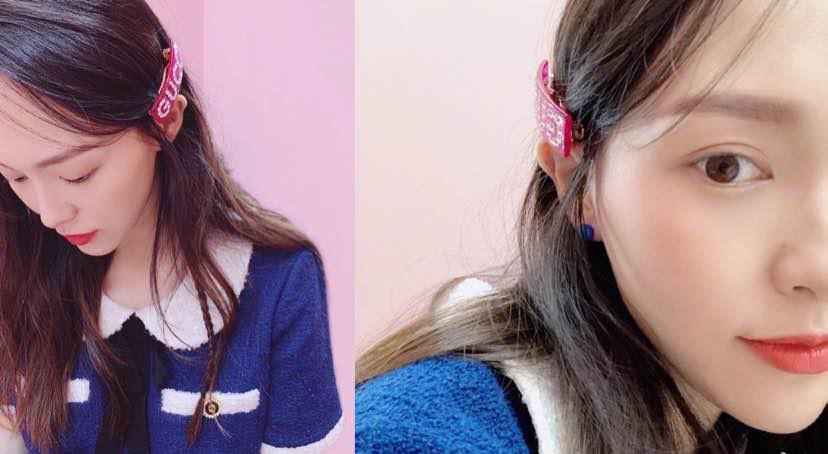 唐嫣宣布怀孕后首晒自拍 穿着粉嫩状态极佳依旧如少女