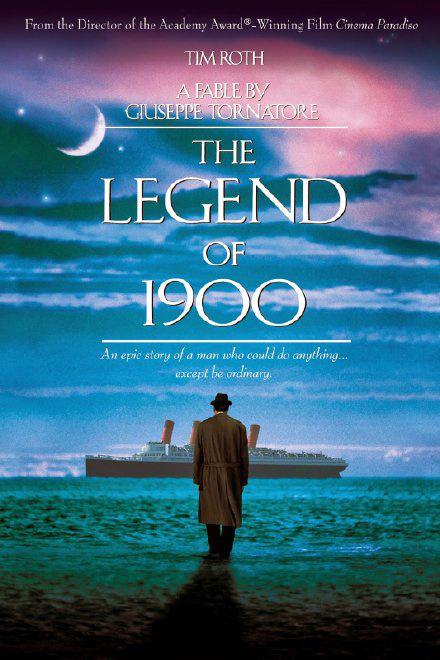 经典影片《海上钢琴师》11月国内上映 4K修复版长125分钟