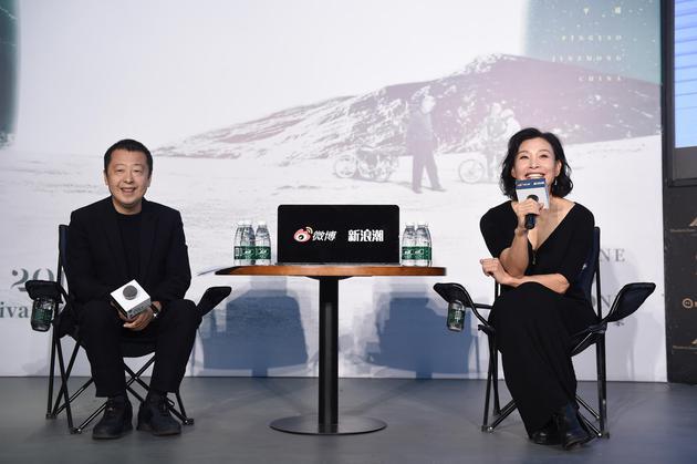 陈冲回忆姜文讲示爱戏:想想领奥斯卡的激动感觉